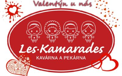 Valentýn v Les Kamarades